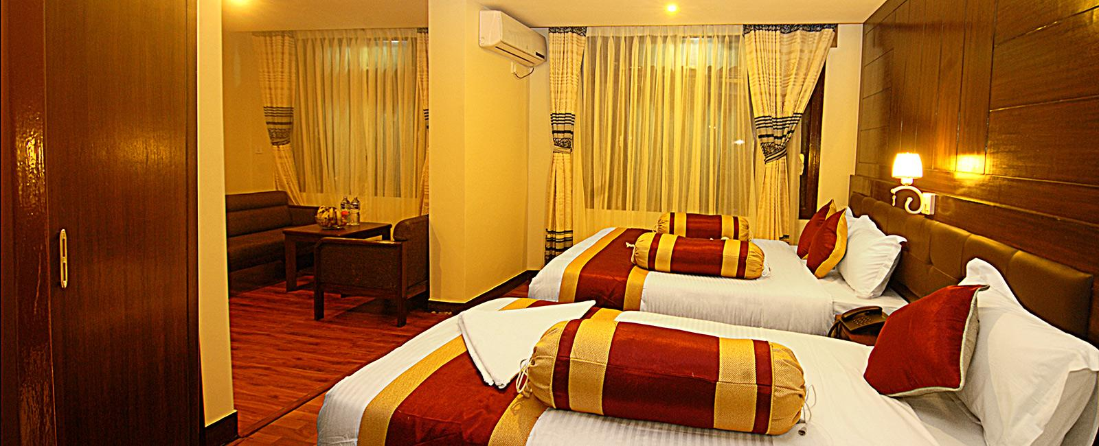 Family Suite Rooms